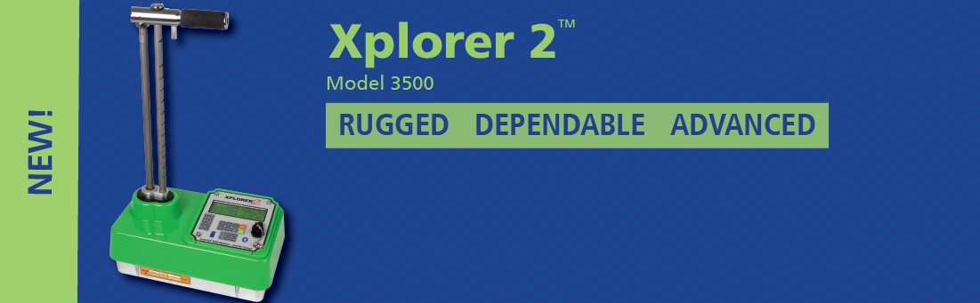 All NEW Model 3500 Xplorer 2